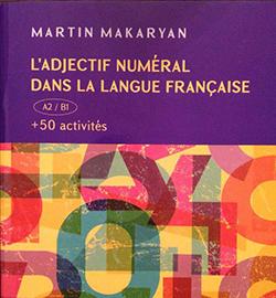 L'adjectif numéral dans la langue française — Թվական խոսքի մասը ֆրանսերենում