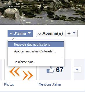 Le fil d'actualité de Facebook — «Facebook»-ի լրահոսը